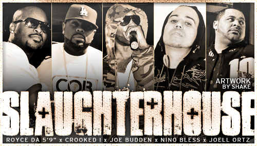 """Watch:  Slaughterhouse : Welcome To OUR HOUSE""""Tour (Episode 3)"""