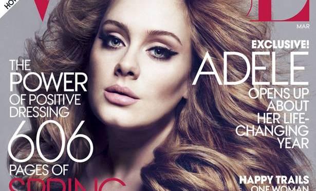 Adele announces pregnancy