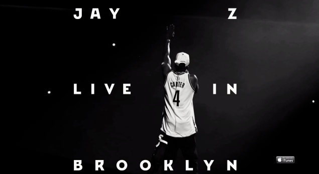 Jay-Z & Beyonce – Live At Barclays Center In Brooklyn