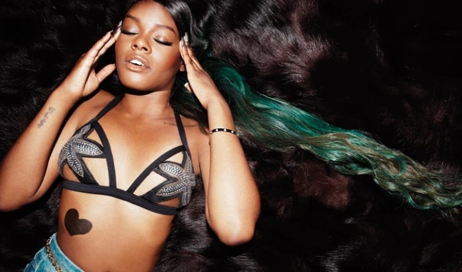 Video: Azealia Banks – Atlantis