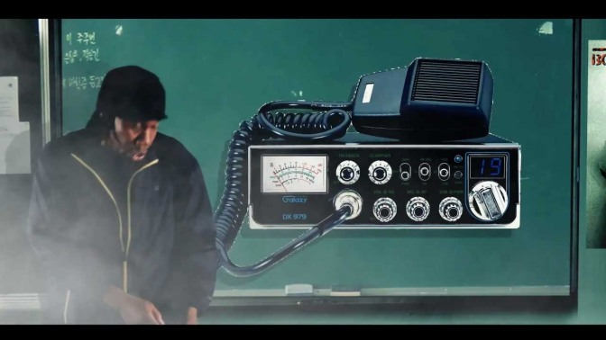 Video: KRS-One – Disaster Kit