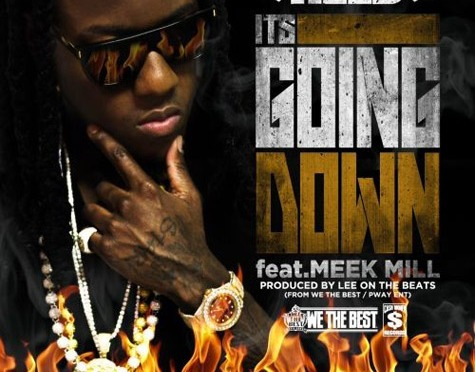 NEW MUSIC: ACE HOOD F/ MEEK MILL – 'IT'S GOING DOWN'