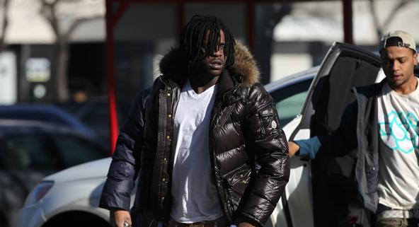 Rapper Chief Keef Arrested For Probation Violation