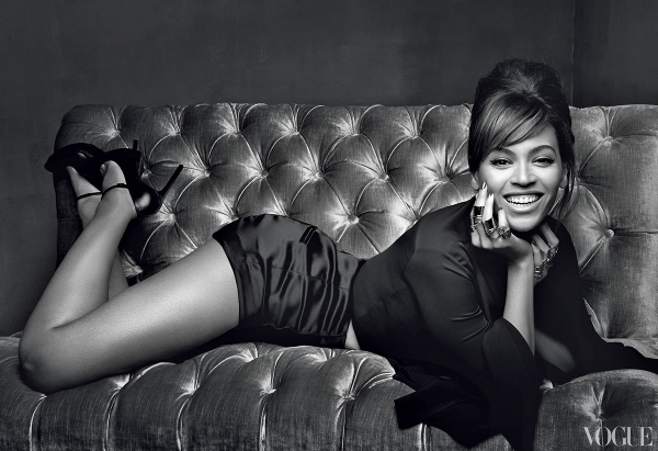 BEYONCÉ TALKS MOTHERHOOD, MUSIC, AND MOVIE IN VOGUE POWER ISSUE