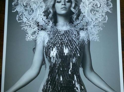 Beyonce's Mrs. Carter Show Tour Booklet Unveiled