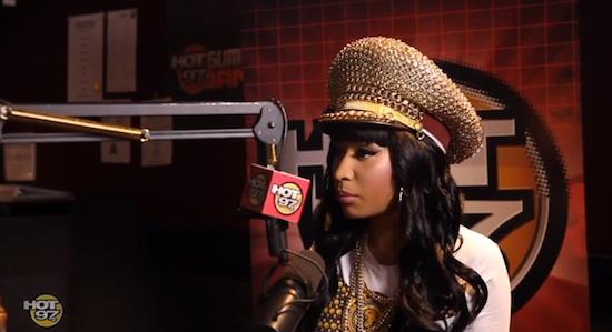 Video: Nicki Minaj – Hot 97 Morning Show Interview