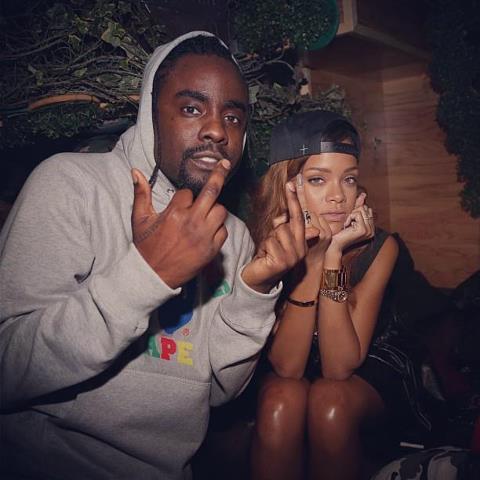 Wale-Rihanna