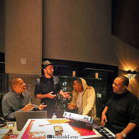 New Music: Jay-z Ft. Nas, Justin Timberlake, Beyonce, Swizz Beatz, Pharrell, & Timbaland – 'BBc'