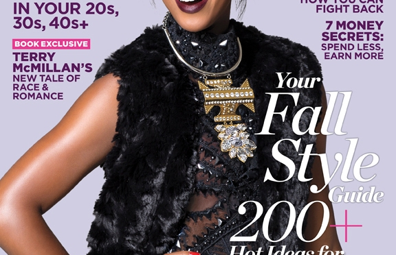 Singer Kelly Rowland covers ESSENCE Magazine