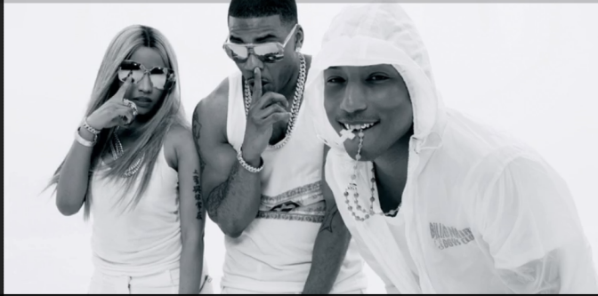 Video: Nelly Ft Nicki Minaj & Pharrell – Get Like Me