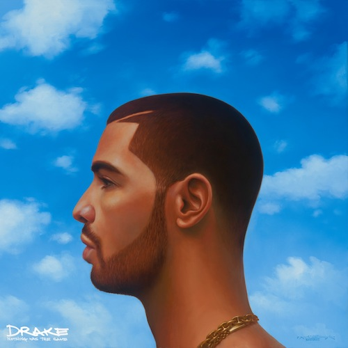 Drake Nothing Was The Same Deluxe Edition Album Cover
