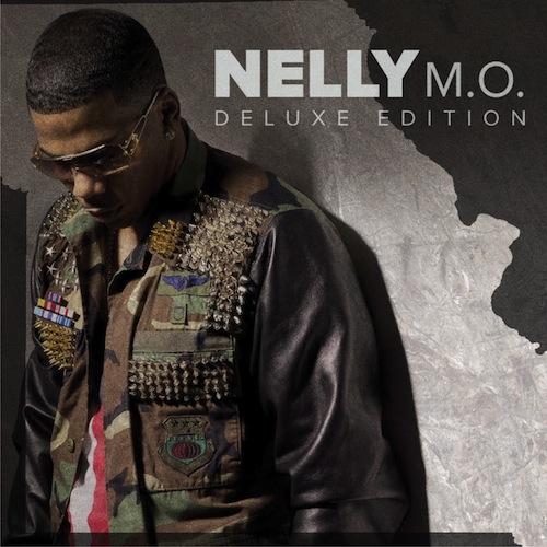 Nelly – M.O. (Album Cover + Tracklist)