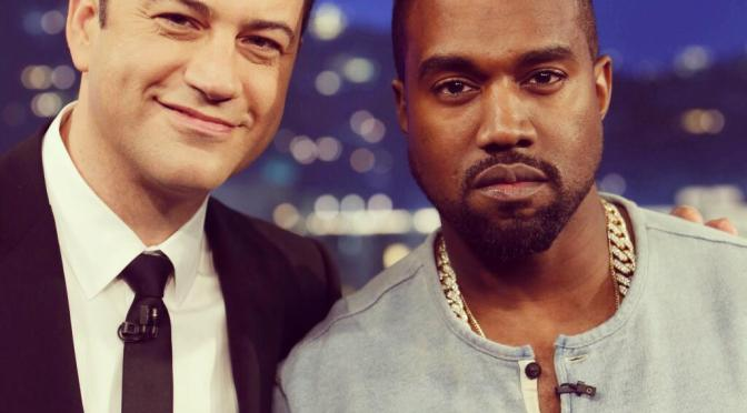 Video: Kanye West – Jimmy Kimmel Interview