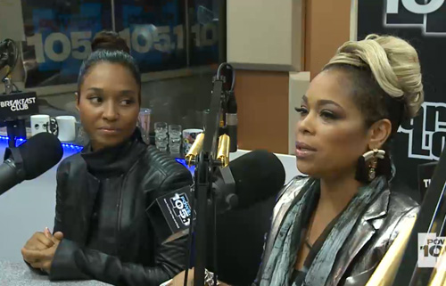Video: TLC visits the Breakfast Club & The Wendy Williams Show