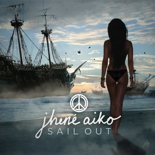 Jhene Aiko – Sail Out EP (Cover + Tracklist)