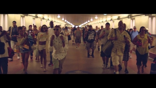 Video: Pharrell – Happy