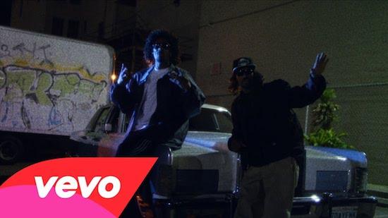 Video: Snoop Dogg & Dam-Funk – Hit Da Pavement