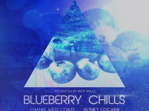 Chanel West Coast Ft Honey Cocaine – Blueberry Chills