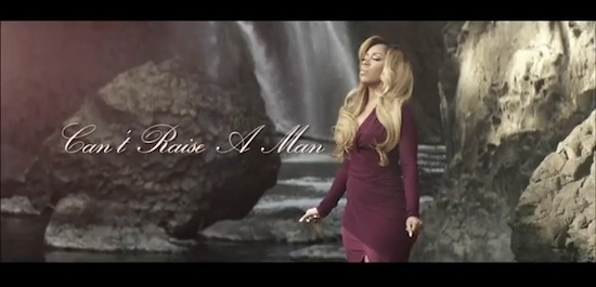 Video: K.Michelle – Cant Raise A Man