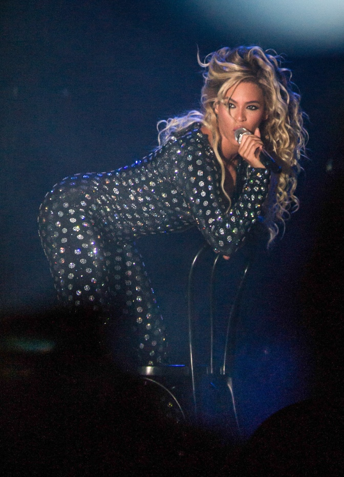Video: Beyonce Brings Out Jay-Z In London