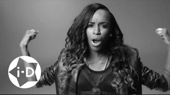 Video: Angel Haze – A Tribe Called Red