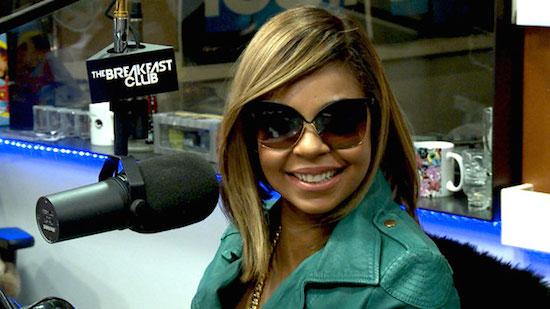 Video: Ashanti – The Breakfast Club Interview