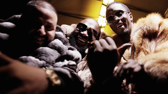 Video: Diddy Ft Rick Ross & French Montana – Big Homie