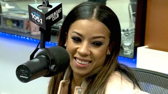Video: Keyshia Cole – The Breakfast Club Interview