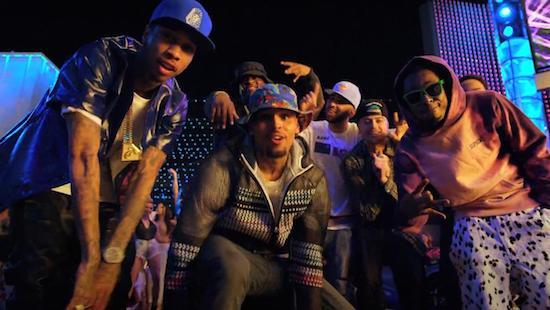Video: Chris Brown Ft Lil Wayne & Tyga – Loyal