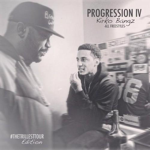 Mixtape: Kirko Bangz – Progression 4