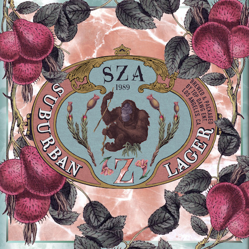 SZA – Z EP (Cover + Tracklist)