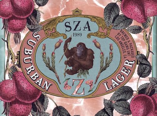 SZA – Z EP (Cover + Tracklist)