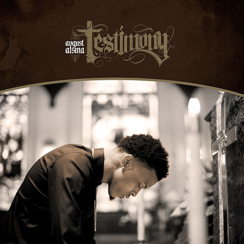 August Alsina – Testimony (Album Cover + Tracklist)
