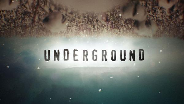 CANCELLED: No season 3 'UNDERGROUND'